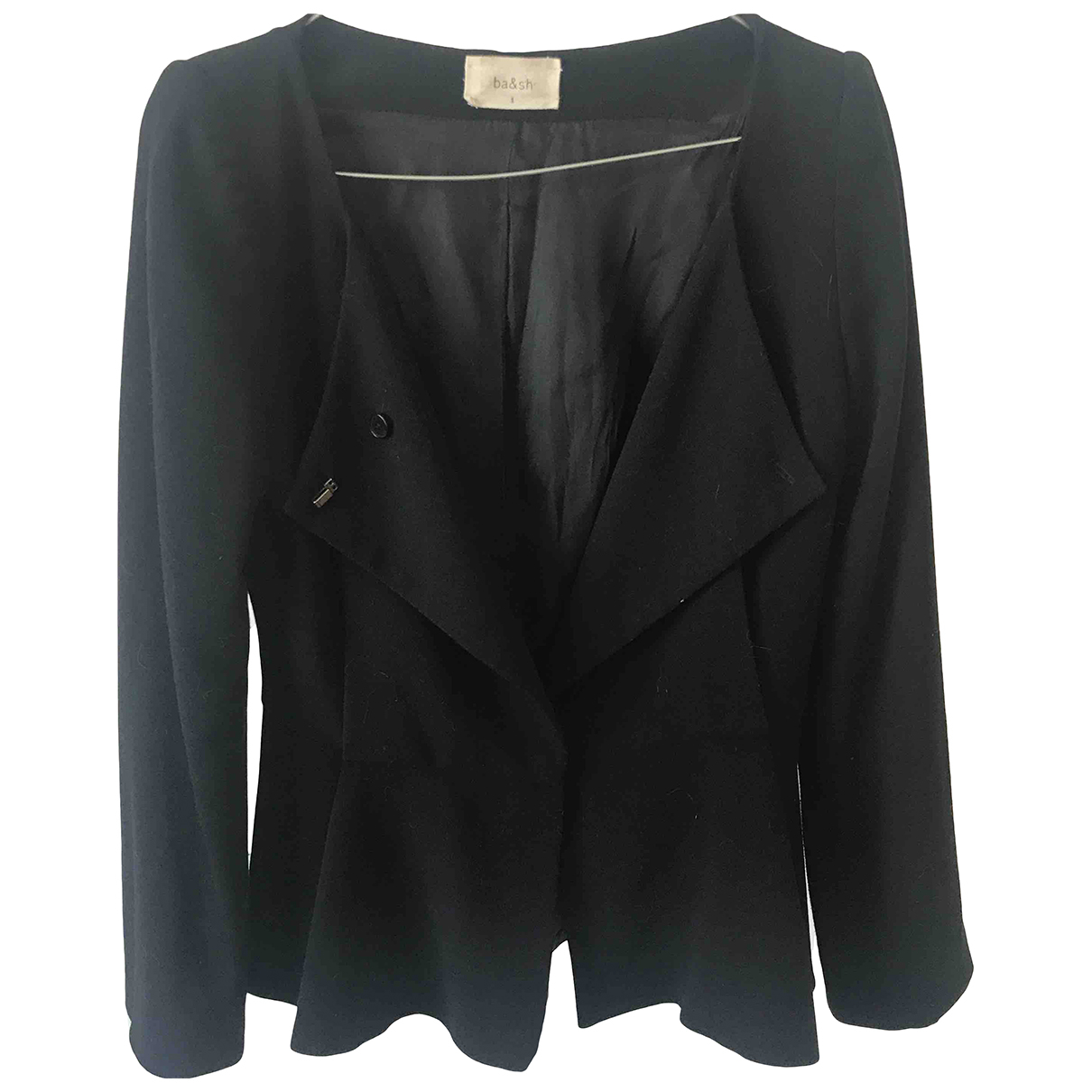 Ba&sh Fall Winter 2019 Black jacket for Women 36 FR