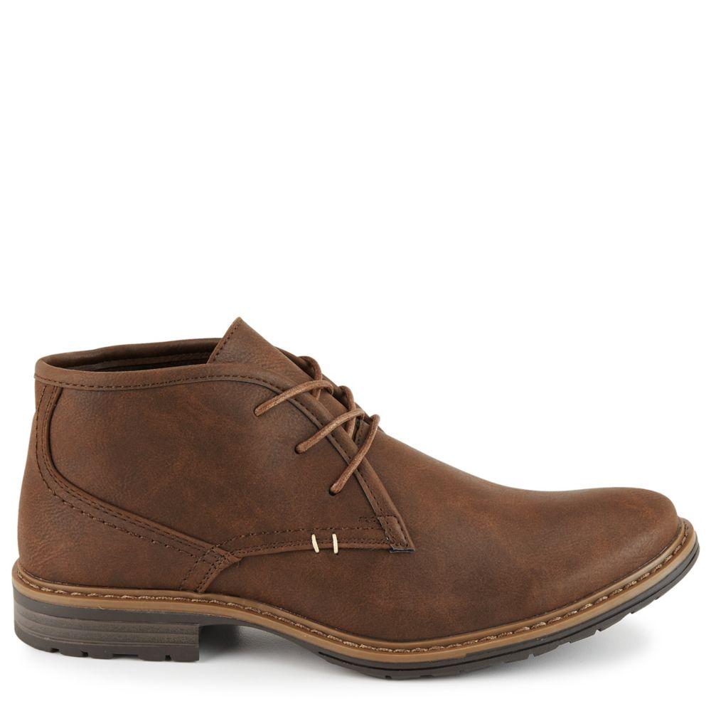 Jeffrey Tyler Mens Greenwich Chukka Boot
