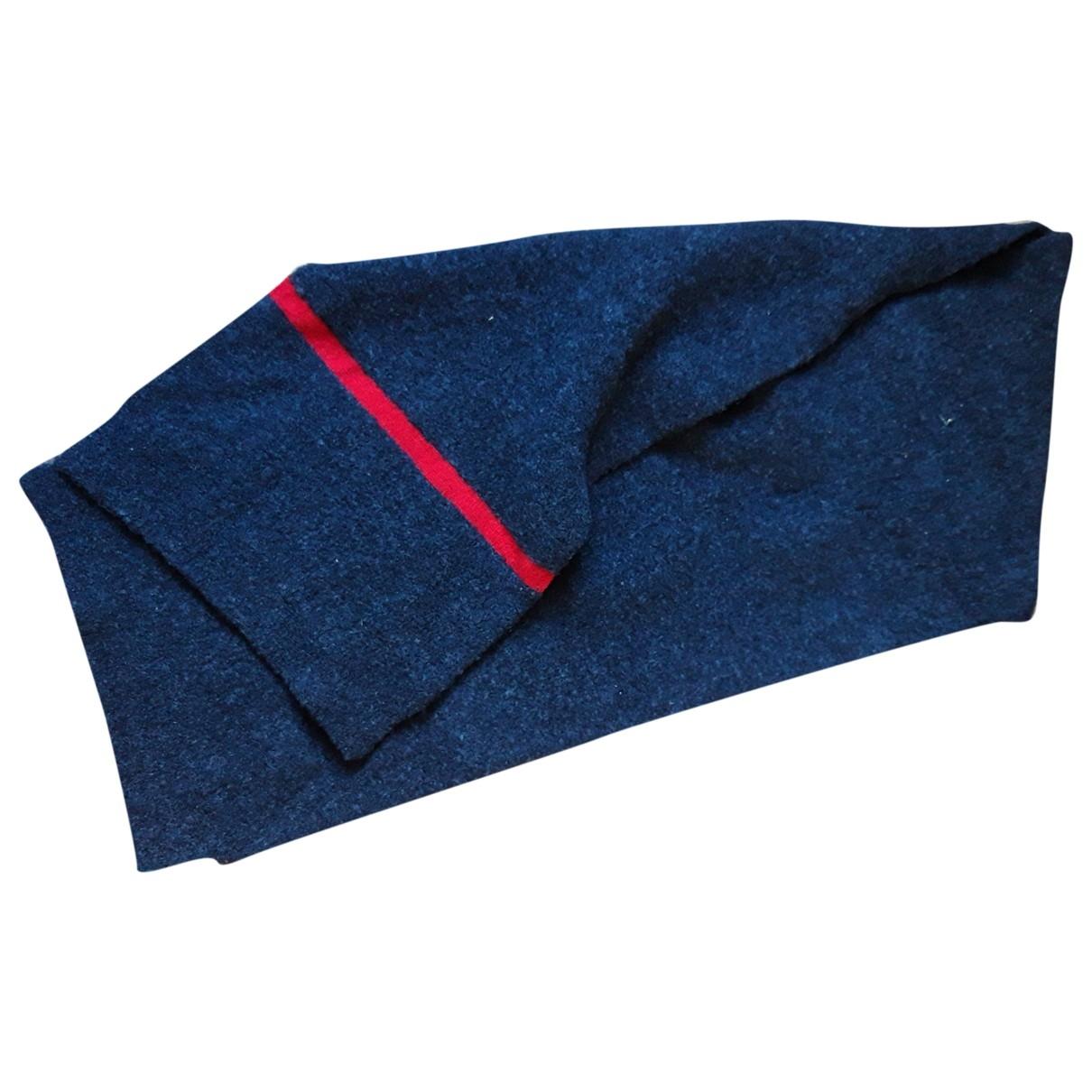 Dkny \N Black Wool scarf for Women \N