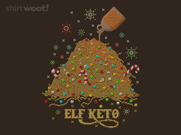 Elf Keto T Shirt