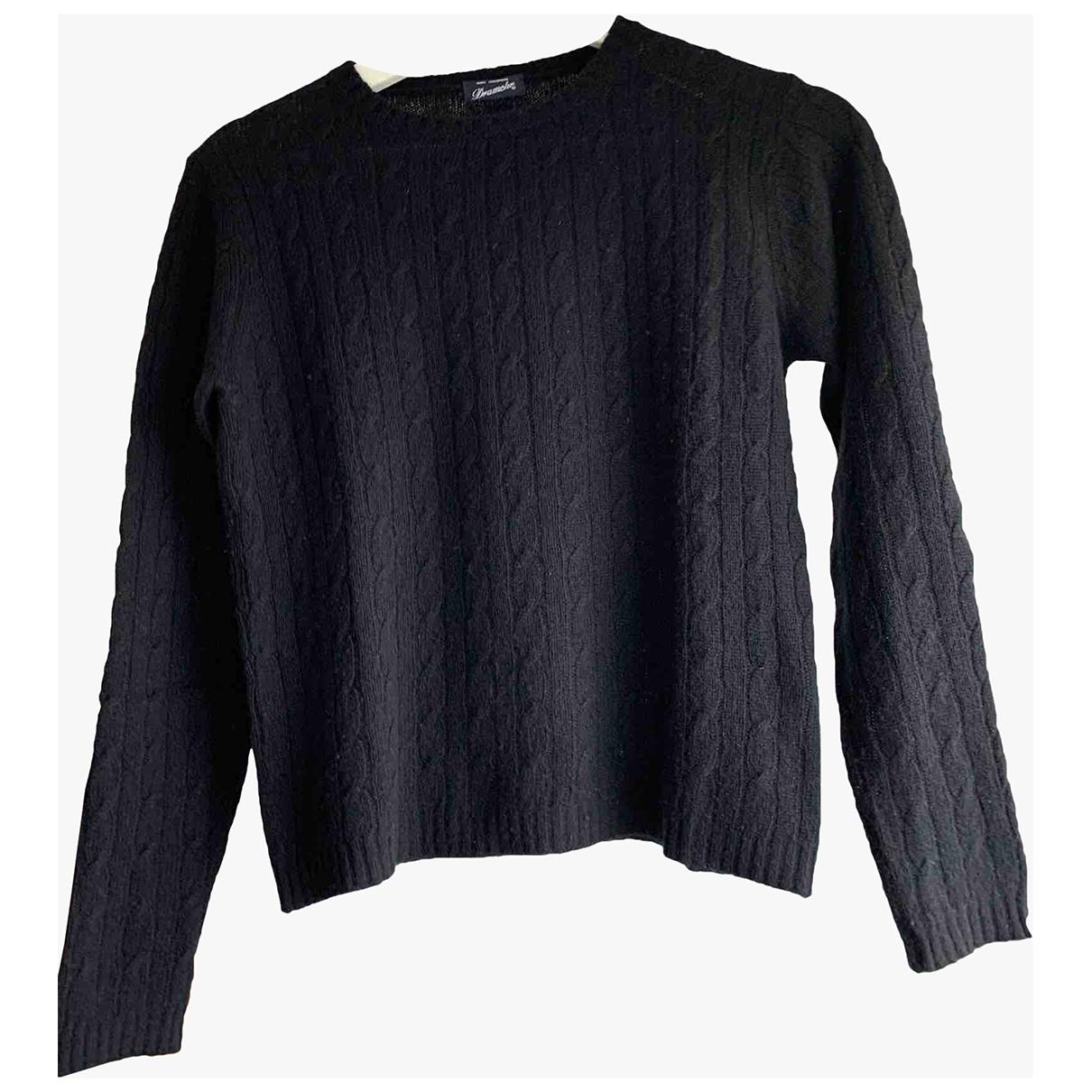 Drumohr \N Black Cashmere Knitwear for Women XS International