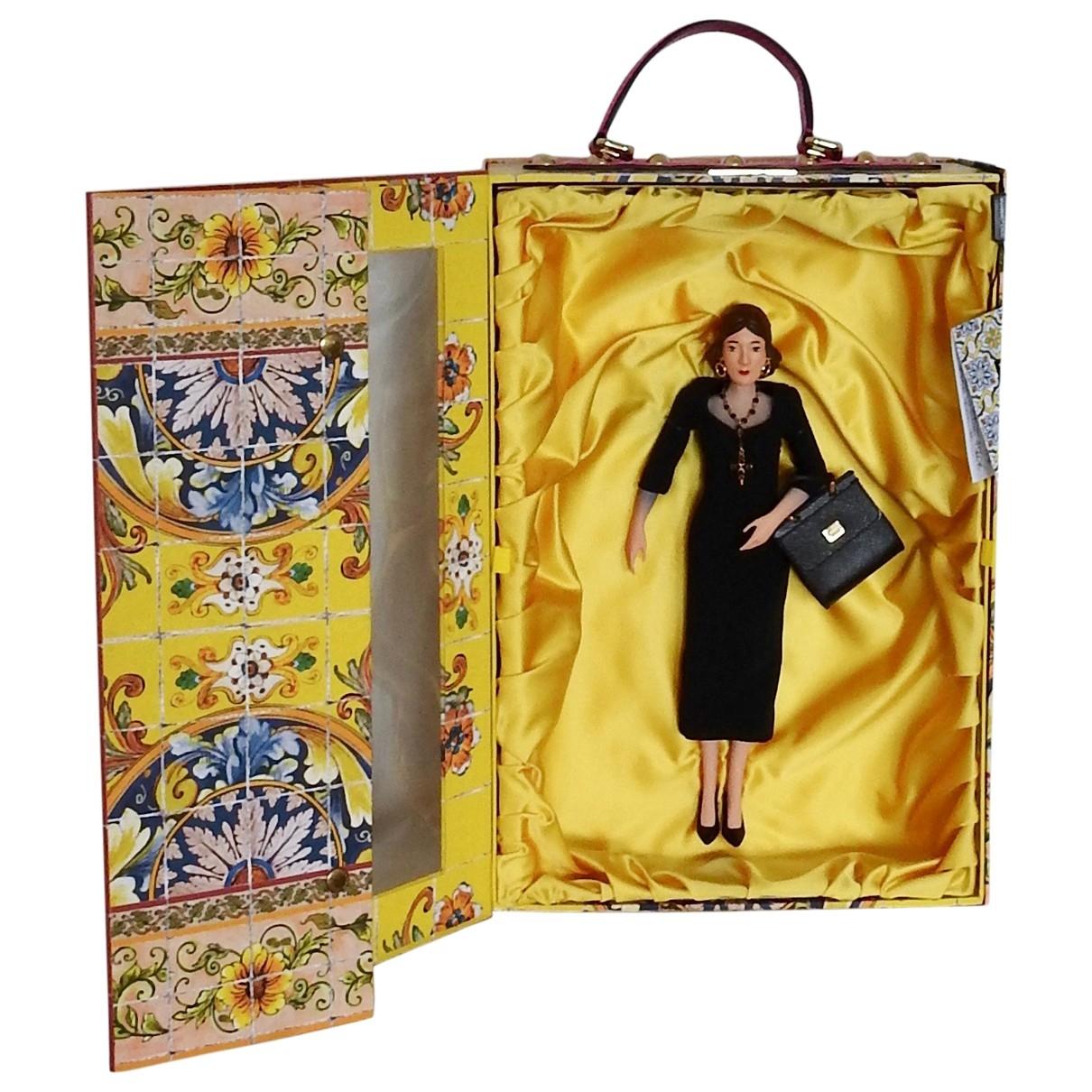 Dolce & Gabbana \N Multicolour Ceramic Home decor for Life & Living \N