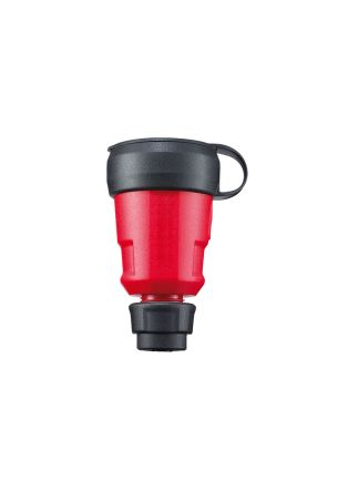 ABL Sursum Mains Sockets Type E - French, 16A, Plug-In, 250 V, Red