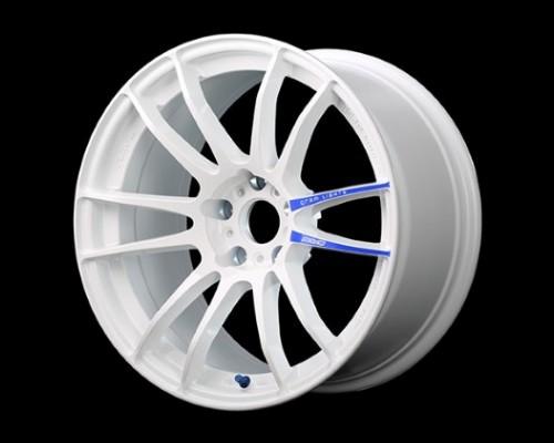 GramLights WGJDAC12EW 57Xtreme Spec-D Wheel 18x10.5 5x114.3 12mm White