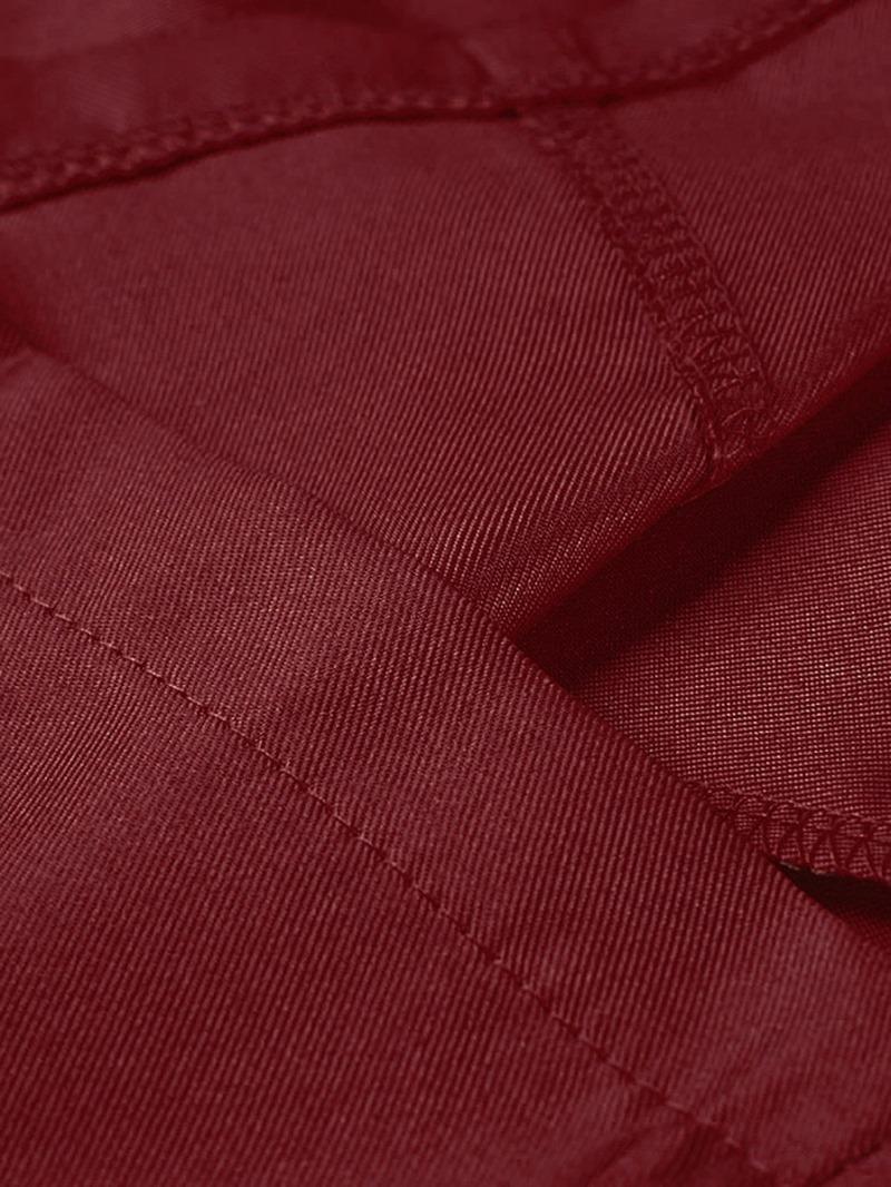 Ericdress Long Sleeve Notched Lapel Plain Standard Regular Casual Blazer