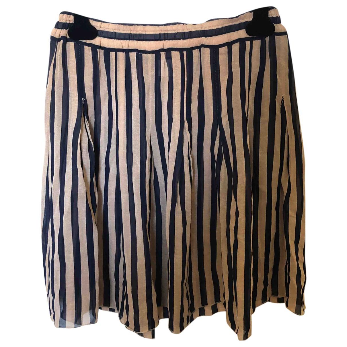 Forte_forte \N Beige skirt for Women One Size IT