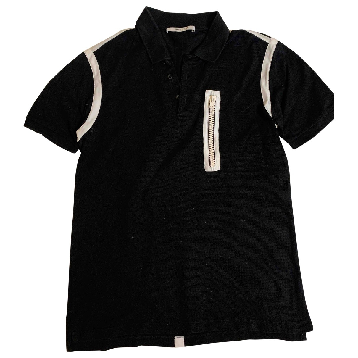 Givenchy \N Black Cotton Polo shirts for Men M International