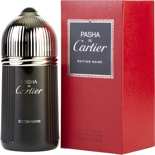 Cartier - Pasha Édition Noire : Eau de Toilette Spray 3.4 Oz / 100 ml