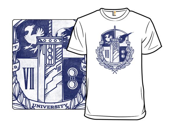 Final University T Shirt