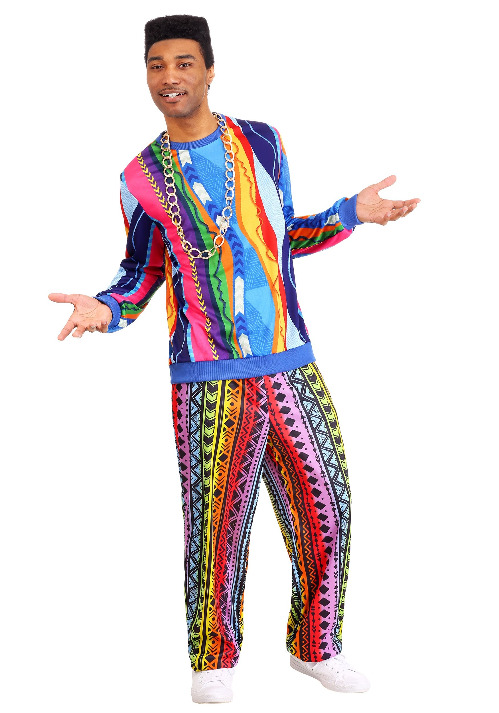 Fresh 90s Costume for Adults