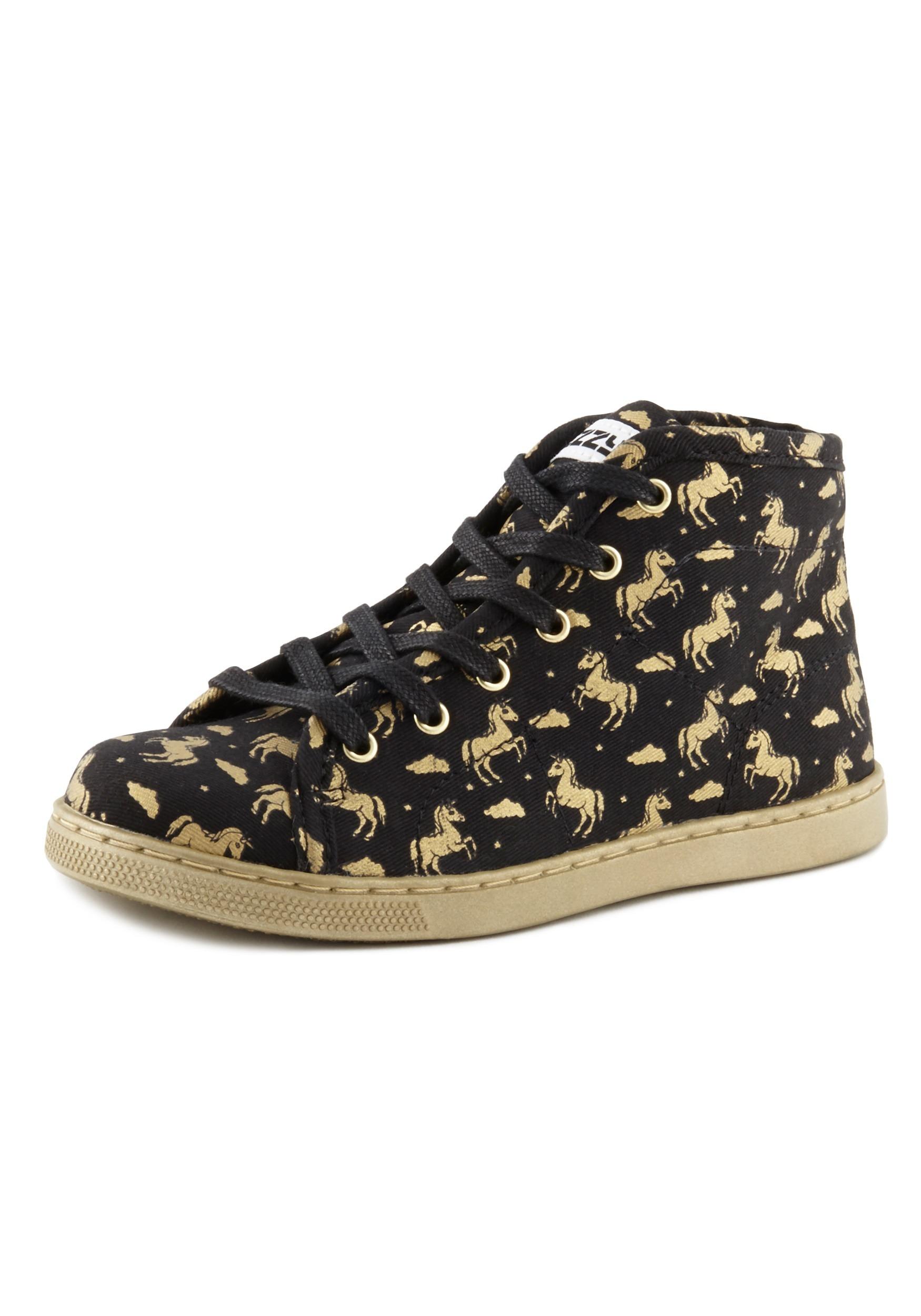 Unicorn Hi Top Shoes for Children