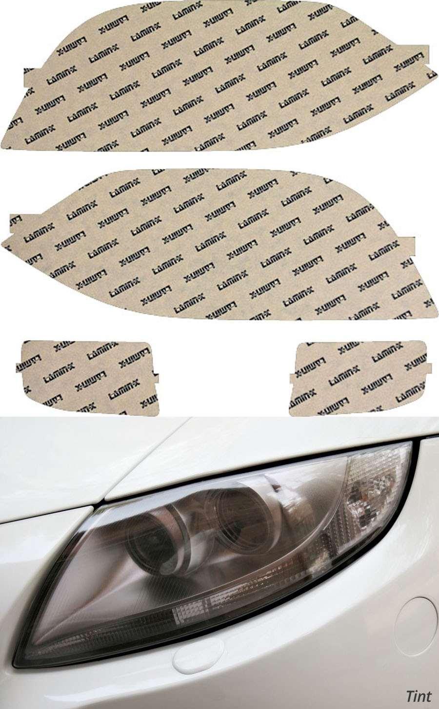 Acura MDX 04-06 Tint Headlight Covers Lamin-X AC507T