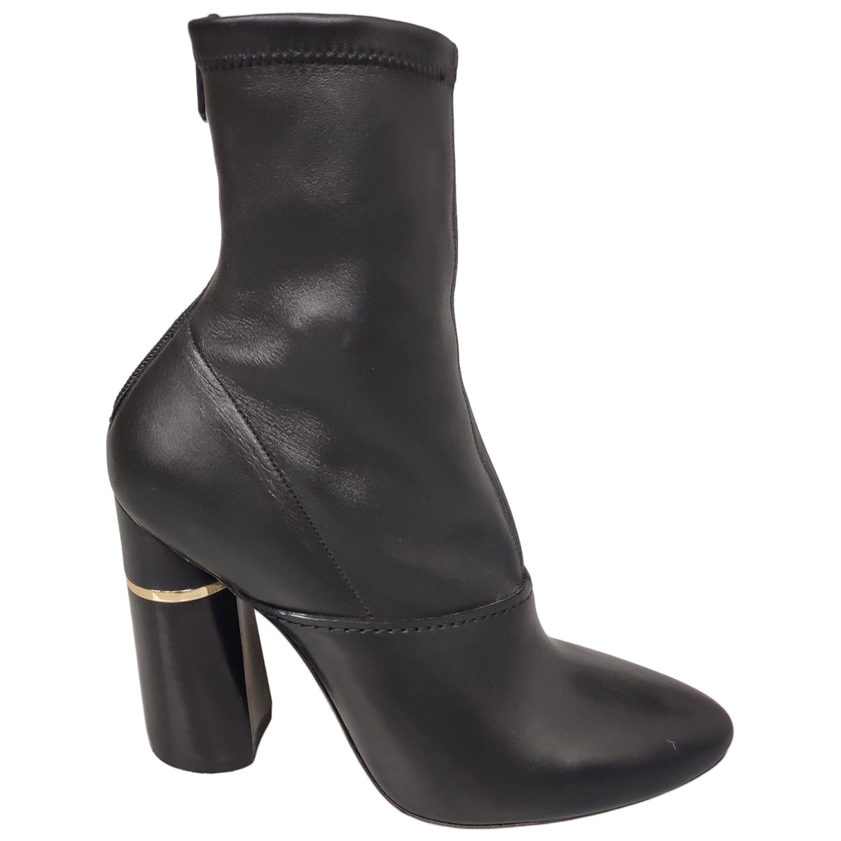 3.1 Phillip Lim \N Black Leather Heels for Women 40 EU