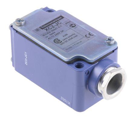Telemecanique Sensors , Snap Action Limit Switch - Metal, NO/NC, 240V, IP65
