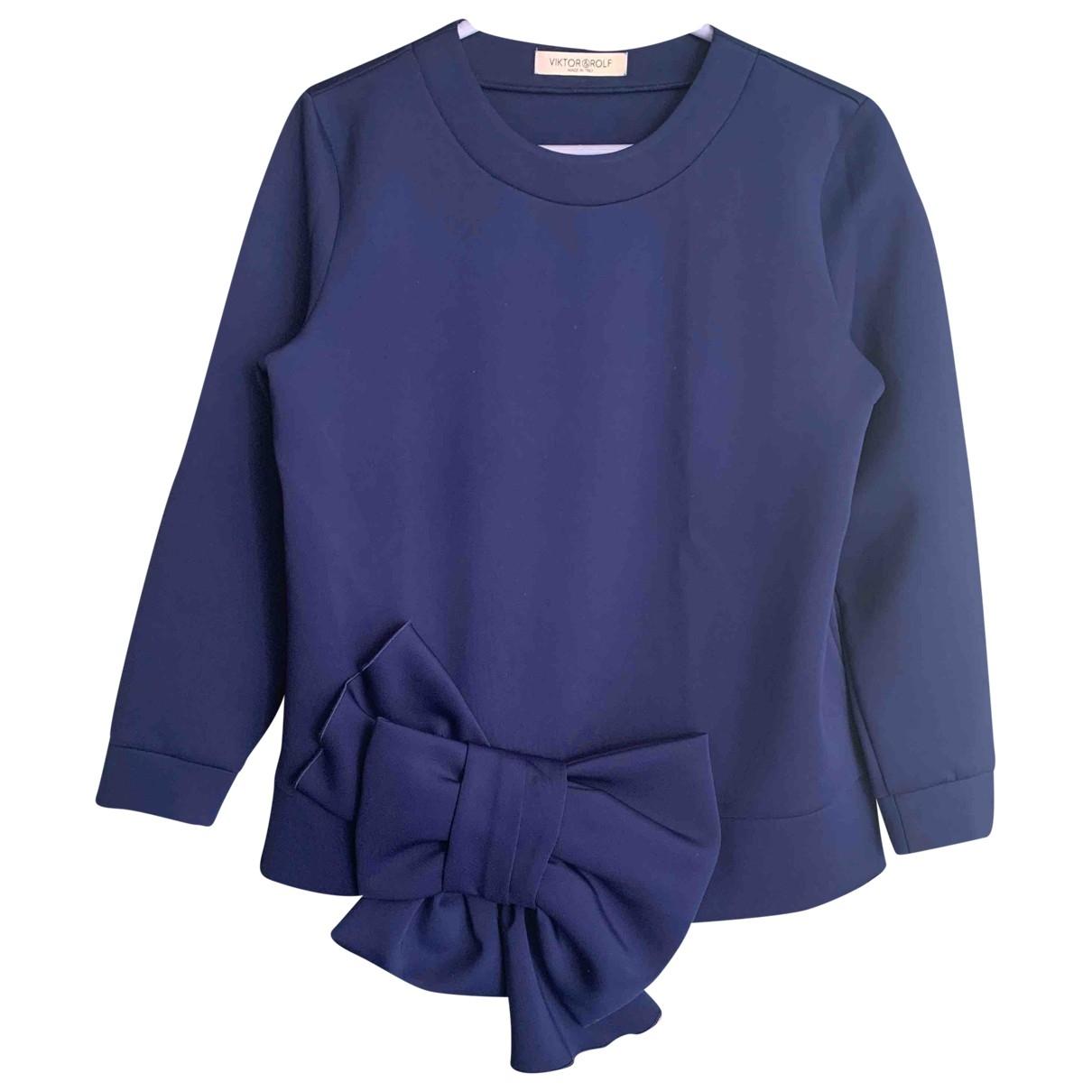 Viktor & Rolf \N Blue Knitwear for Women L International