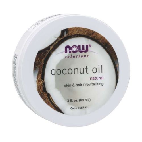 Coconut Oil 3 Oz by Now Foods