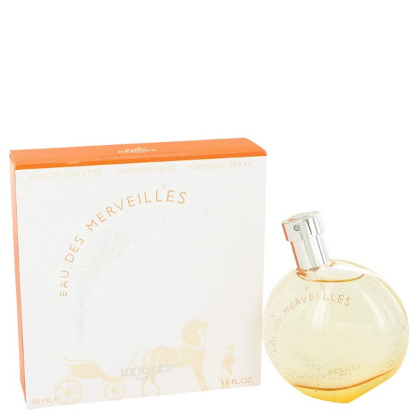 Hermès - Eau Des Merveilles : Eau de Toilette Spray 1.7 Oz / 50 ml