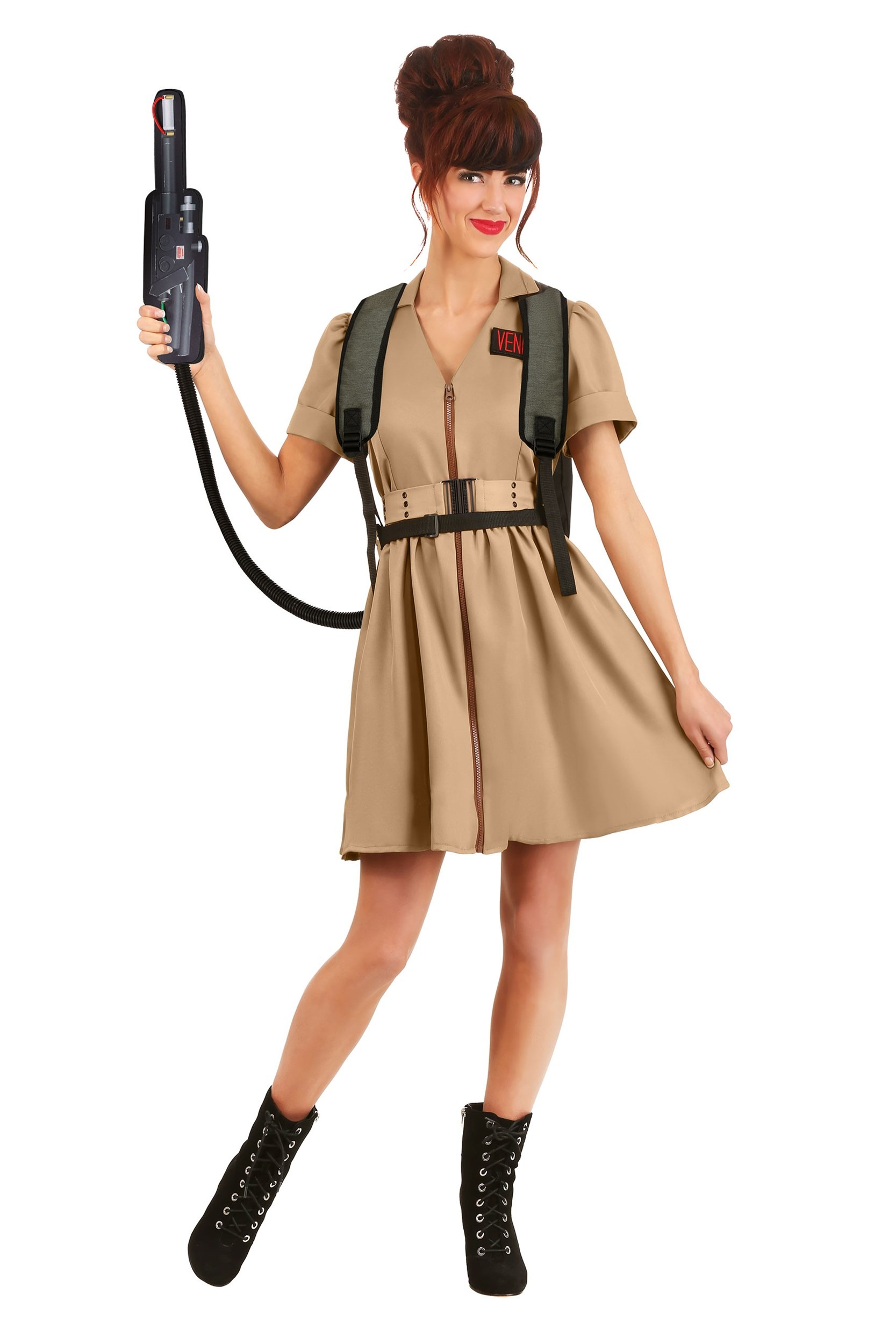 Ghostbusters Costume Women's Dress