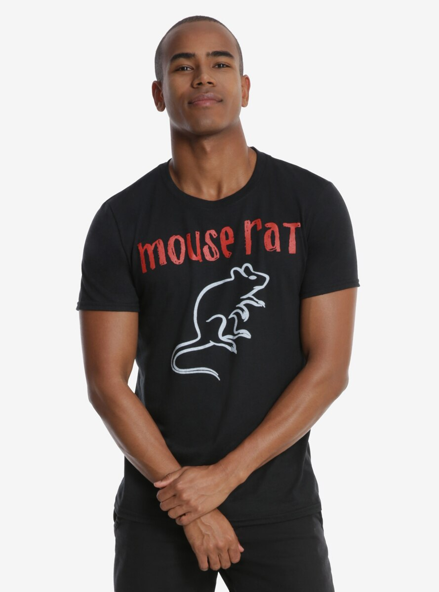 Parks And Recreation Mouse Rat Tour T-Shirt