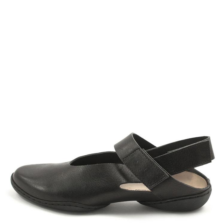 Trippen, Junction f Cup Women's Sandals, black Größe 42