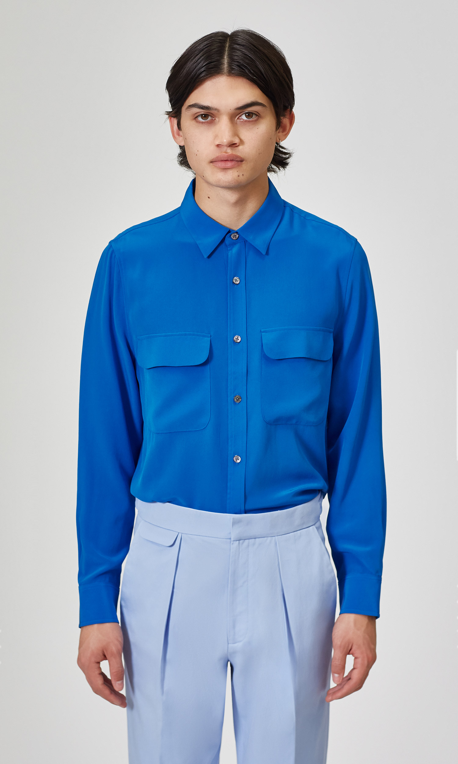 The Original Silk Shirt by Equipment