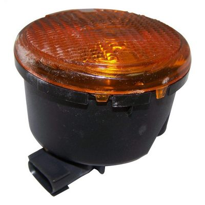 Crown Automotive Parking/Turn Signal Lamp (Amber) - 55077884AD