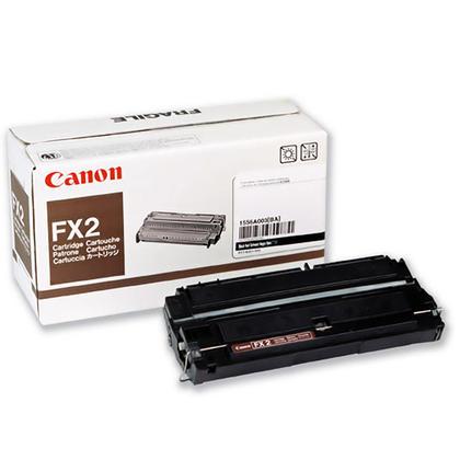 Canon FX2 1556A002AA Original Black Toner Cartridge