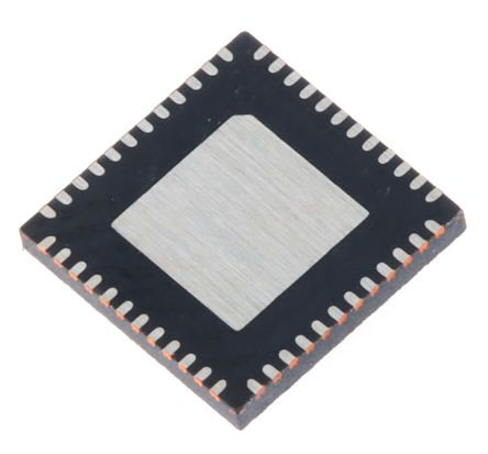 Microchip USB2640-HZH-02, USB Controller, USB 2.0 2-Port at 35Mbps, 3.3 V, 48-Pin QFN (2)