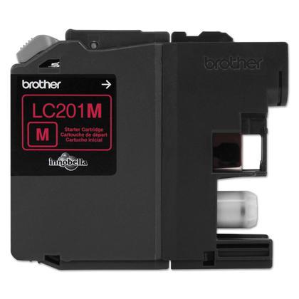 Brother LC201M Original Magenta Ink Cartridge