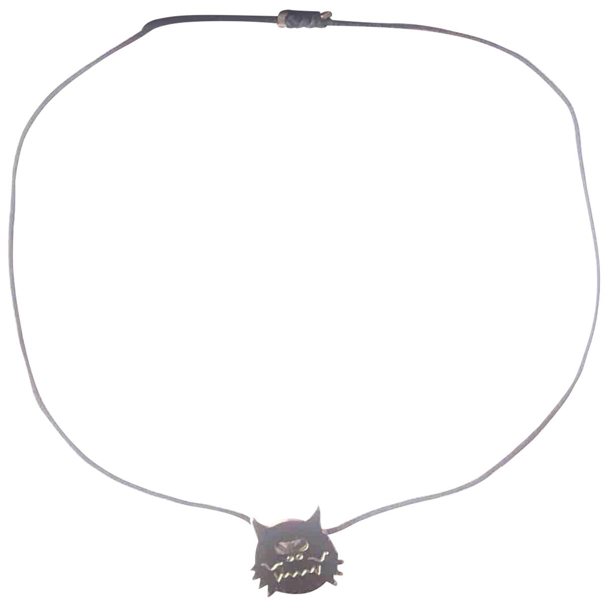 Mulberry \N Metallic Metal bracelet for Women \N