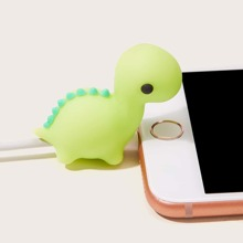 Dinosaur Design Charger Cable Protector 1pc