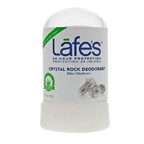 Crystal Mini Stick 2.25 Oz by Lafes Natural Body Care