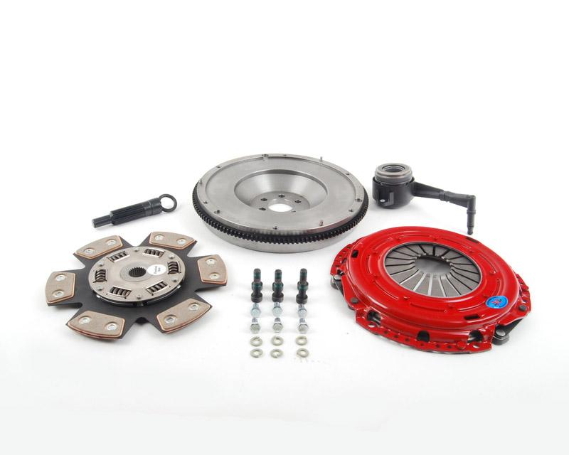South Bend K70380-HD-DXD-B Clutch Kit Stage 2 Drag BMW M3 | E46 6 Cyl 3.2L 01-05