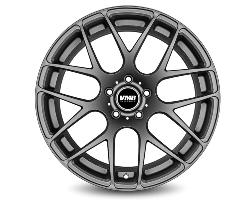 Velocity Motoring V13B24 V710 Wheel FF Matte Gunmetal 19x10.5 5x114.3 45mm