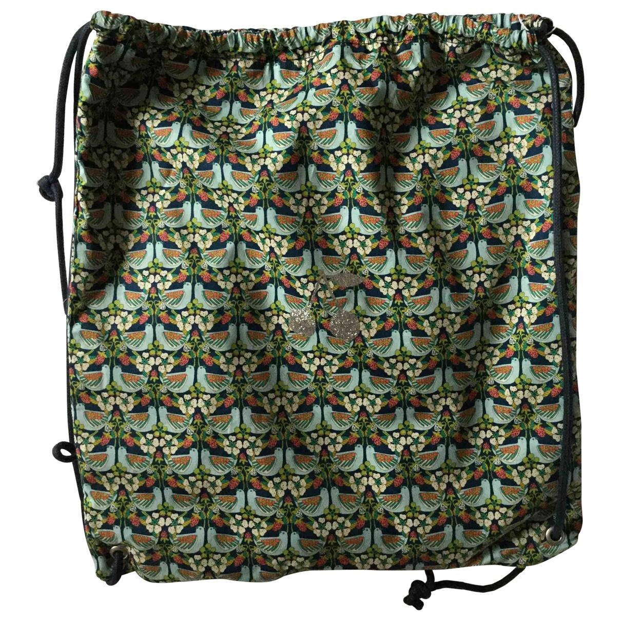 Bonpoint \N Multicolour Cotton bag & Pencil cases for Kids \N