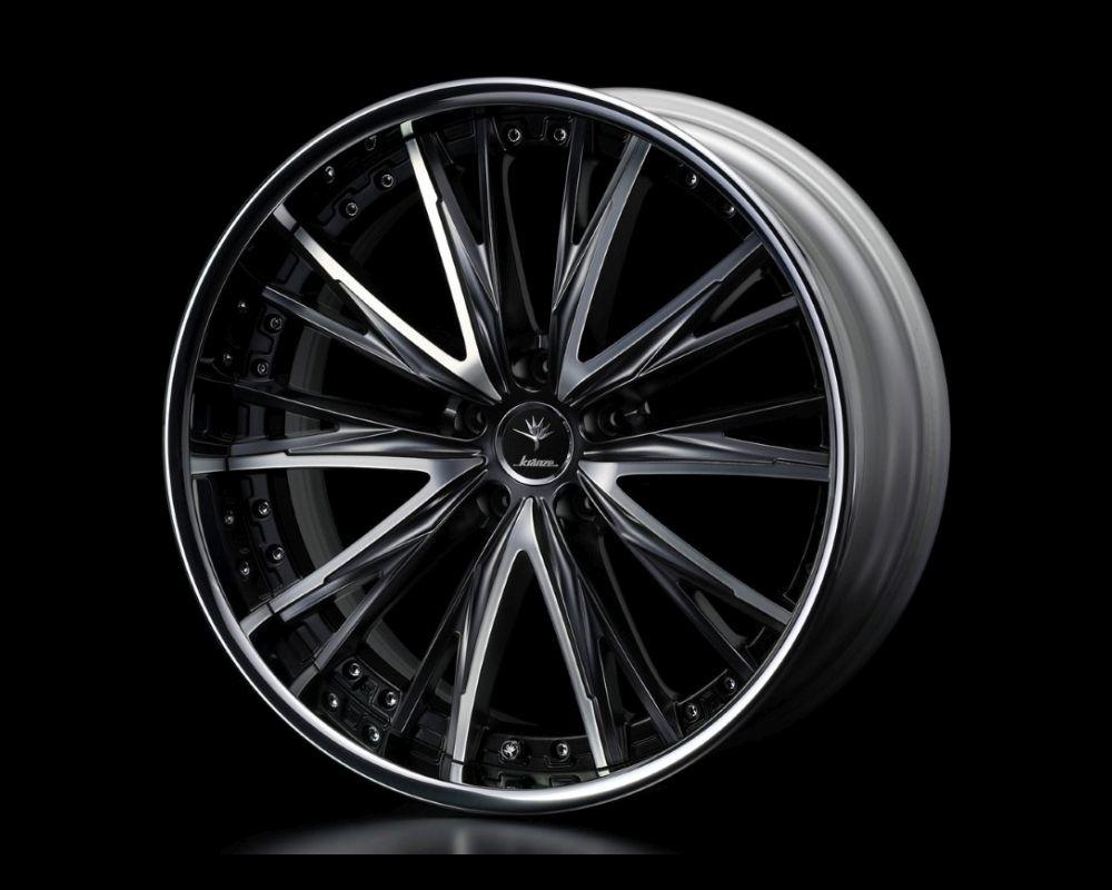Weds Kranze Elaborar SDISK Wheel 22x11 -2mm Reverse Rim
