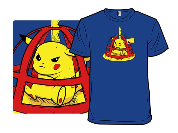 Mousetrapmon T Shirt