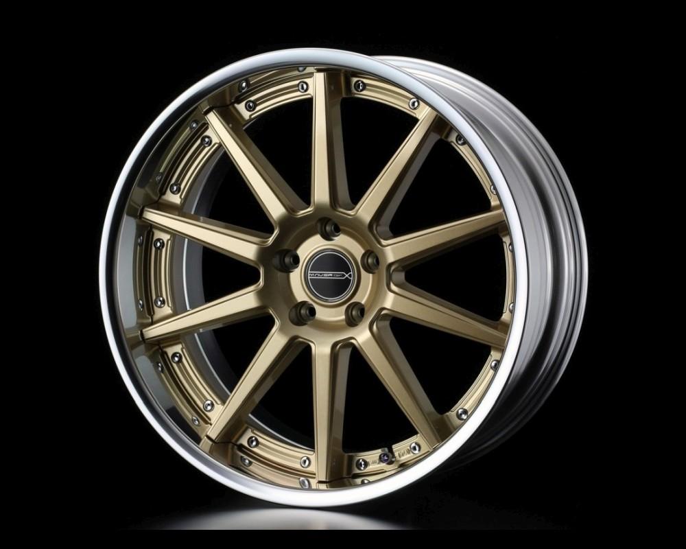 Weds 1010S L-Disk Wheel Maverick 20x11 5x120 2-51mm Normal Rim