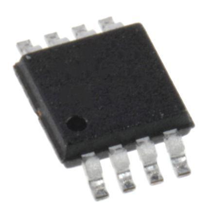 Maxim Integrated DS1726U+, Digital Temperature Sensor -55 → +125 °C ±0.5°C Serial-3 Wire, 8-Pin μSOP (50)