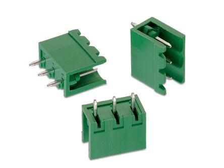 Wurth Elektronik , WR-TBL, 311, 12 Way, 1 Row, Vertical PCB Header (120)