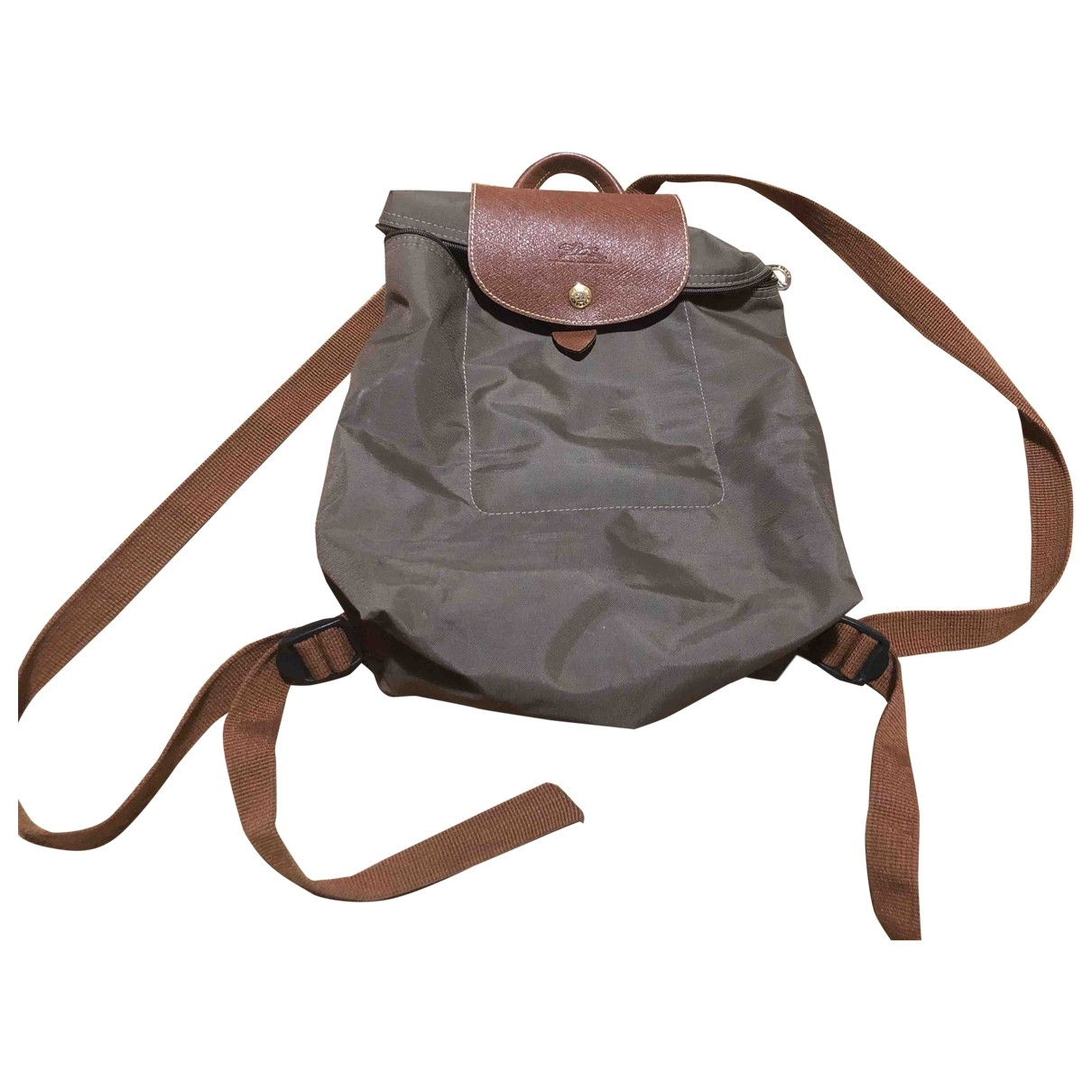 Longchamp \N Brown backpack for Women \N