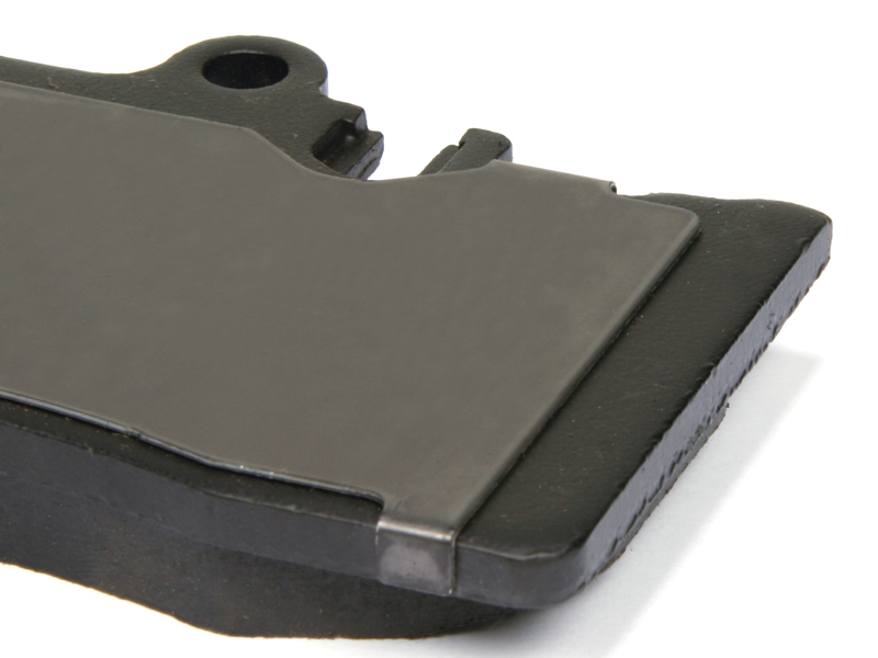 Centric Premium Ceramic Brake Pads with Shims Rear Mercedes-Benz R350 2009