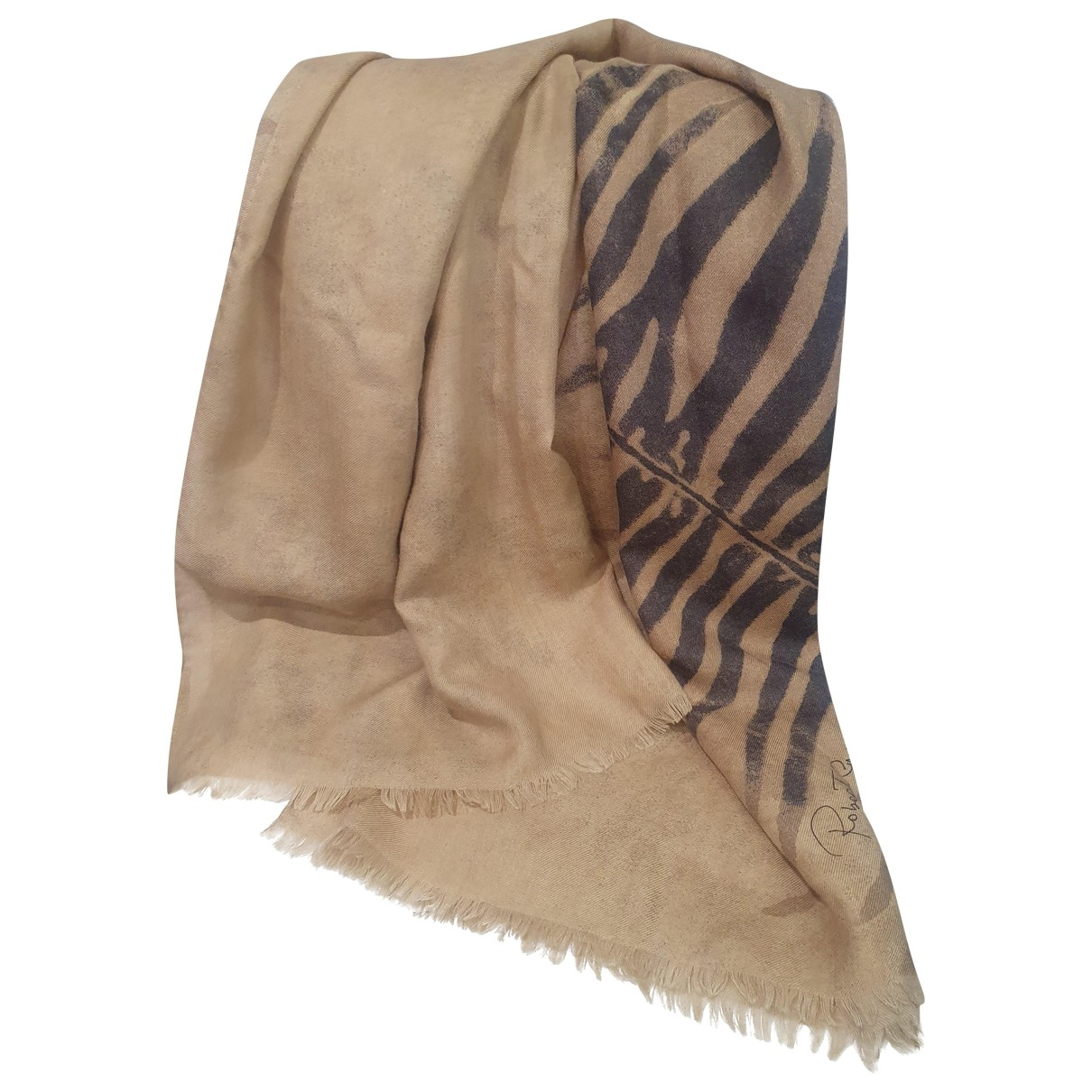 Roberto Cavalli \N Multicolour scarf for Women \N