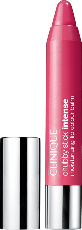 Chubby Stick Intense Moisturizing Lip Colour Balm - Plushest Punch