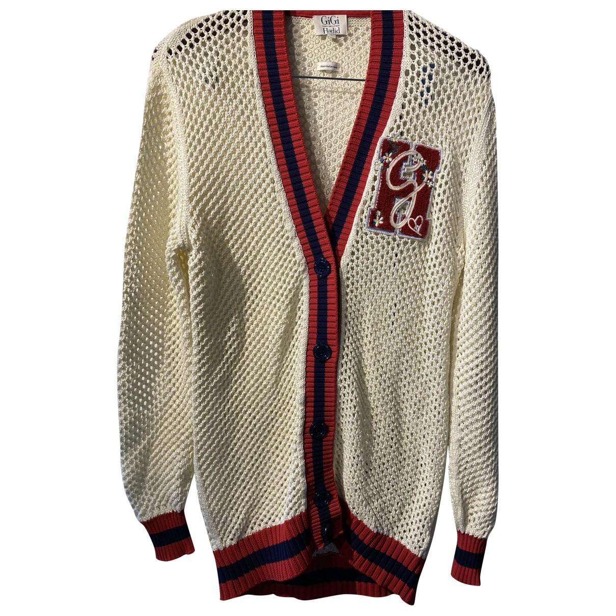 Gigi Hadid X Tommy Hilfiger \N Cotton Knitwear for Women S International