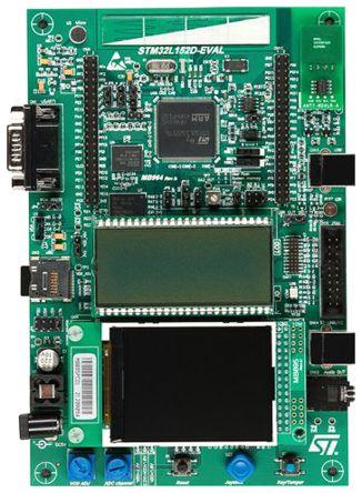 STMicroelectronics STM32L152 MCU Evaluation Board STM32L152D-EVAL