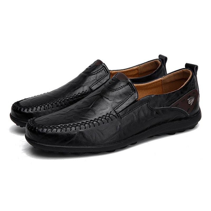Ericdress Plain Low-Cut Upper Men's Shoes