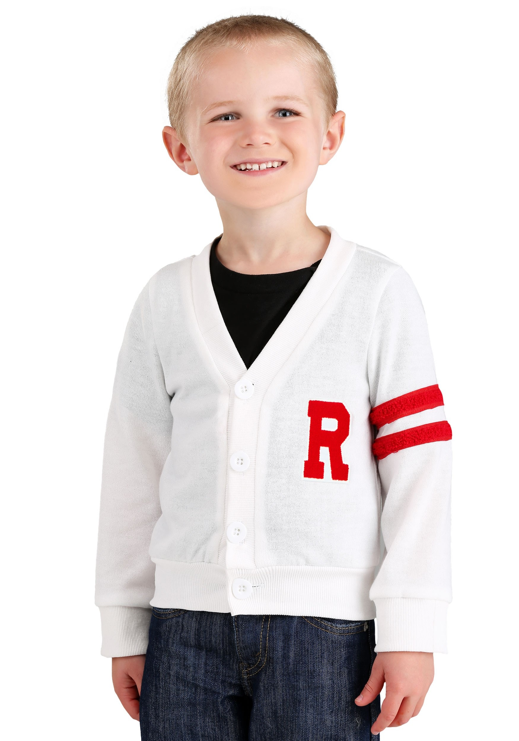 Deluxe Grease Rydell High Letterman Sweater for Toddlers