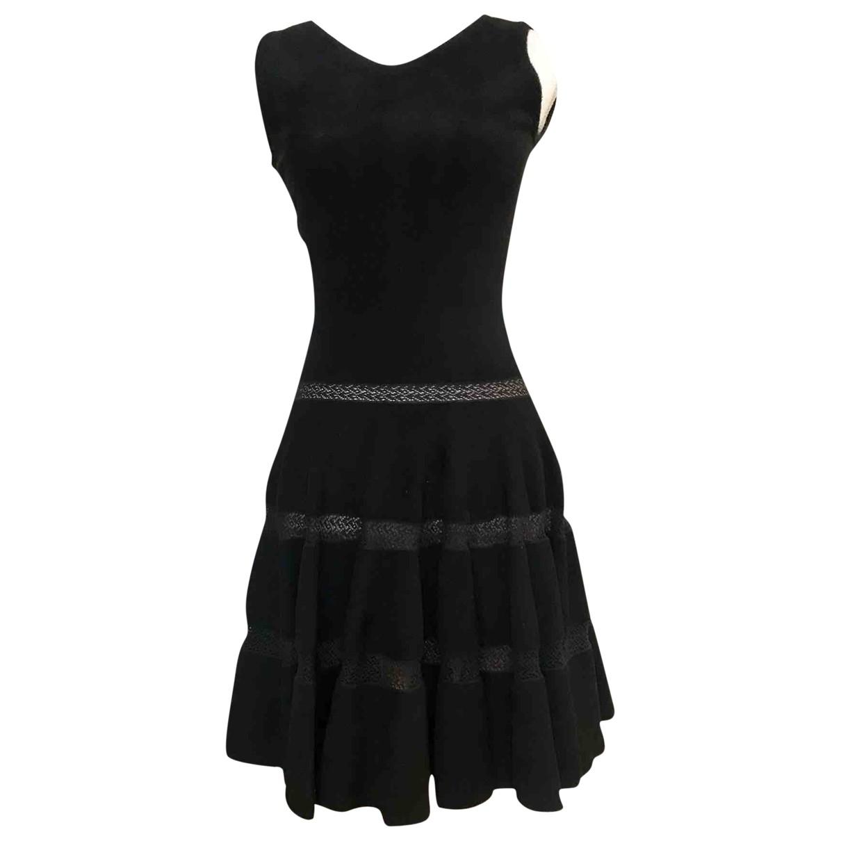 Alaïa \N Black dress for Women 40 FR