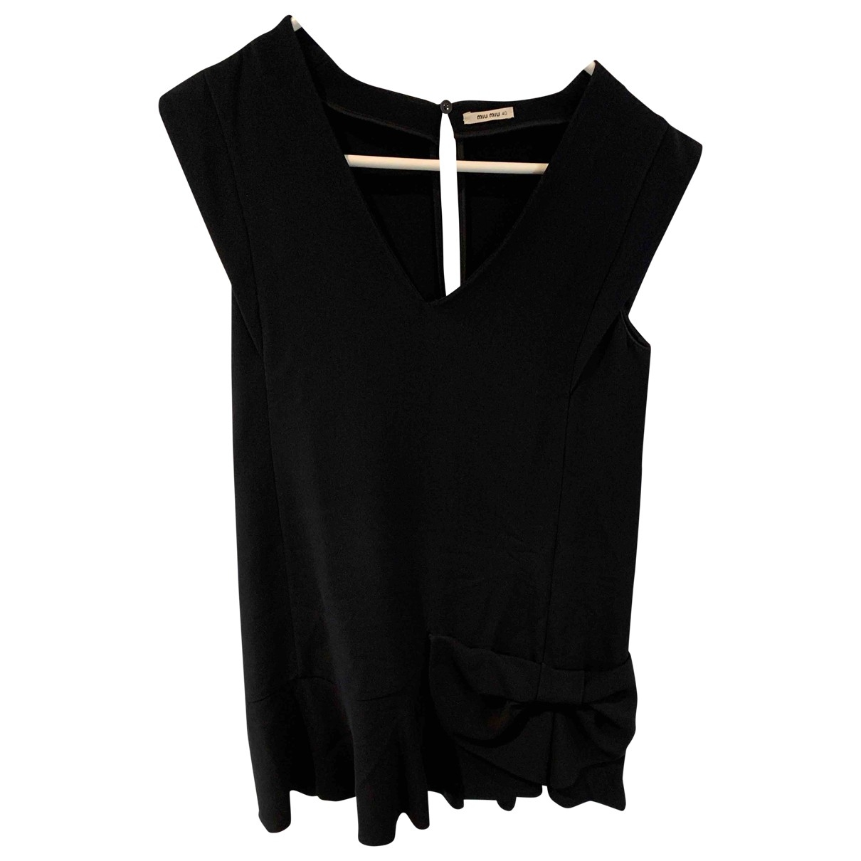 Miu Miu \N Black dress for Women 40 IT